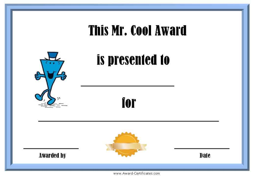 cool certificate templates 28 images cool certificate