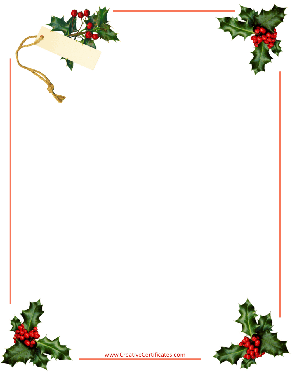 "... ""Free Printable Gift Certificates From Santa"" – Calendar 2015"